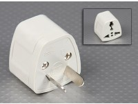 Australian Standards CPCS-CCC Multi-Standard Sockets Adaptor