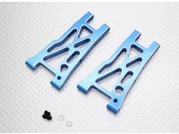 Alunminum Rear Lower Susp. Arm - 1/10 Quanum Vandal 4WD Racing Buggy (1set)