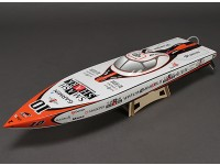 Smash Shark Fiberglass Offshore Brushless Racing Boat w/Motor (840mm)
