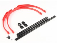 M200 Crab Leg Landing  Gear Set DIY (Red)