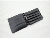 Hobbyking™ Propeller 4x2.5 Black (CW) (5pcs)