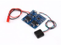 2-Axis Brushless Camera Gimbal Stabilization Control Board w/IMU