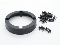 Radjet Ultra Pusher 790mm - Motor Mount Ring and Canopy Fastener Clips