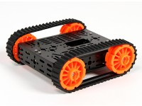 DG012-Tank SV (Standard Version) Multi Chassis Kit with Two Rubber Tracks