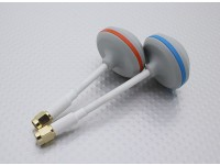 Boscam 5.8GHz Cloud Spirit Circular Polarized Antenna Set RP-SMA