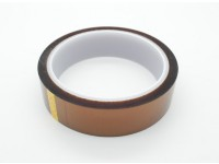 Gold Finger High Temperature Adhesive Tape For Batteries and 3D Printing ABS (24mmx33m)