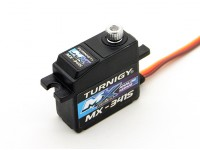 Turnigy™ MX-341S  Mini MG Servo 3kg / 0.12sec / 19g