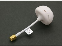 5.8GHz Circular Polarized Antenna with Cover for Receiver (SMA) (RHCP)