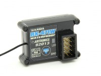 Sanwa/Airtronics RX-471W 2.4GHz Super Response 4CH Waterproof Receiver
