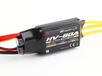 RotorStar 80A HV (4~12S) Brushless Speed Controller (OPTO)