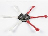 H800 V3 Glass Fiber Hexacopter Frame 800mm