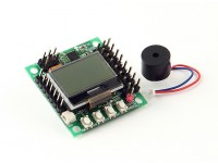HobbyKing™ KK-Mini Multi-Rotor Flight Control Board 36x36mm (30.5x30.5mm)