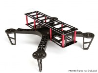 HobbyKing FPV250 Racing Drone Long Frame Upgrade Kit