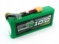 Multistar High Capacity 10000mAh 4S 10C Multi-Rotor Lipo Pack XT90