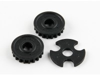 Basher RZ-4 1/10 Rally Racer - Fixed Pulley 20T (2pcs)