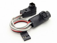 Frsky Telemetry & Head Track Module Extent Cable for 9XR Pro