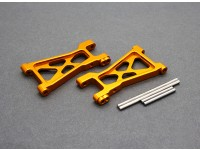 Option Alu. Lower Susp. Arm - Basher PitBull 1/18 4WD Desert Buggy (1 pair)