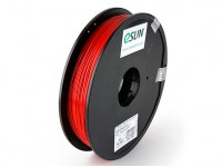 ESUN 3D Printer Filament Red 1.75mm ABS 0.5KG Spool
