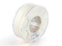 ESUN 3D Printer Filament Natural 1.75mm ABS 1KG Roll
