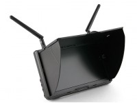 7 inch 800 x 480 5.8GHz Diversity FPV LCD Monitor Boscam Galaxy D2