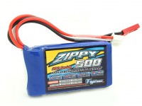ZIPPY Flightmax 500mAh 2S1P 20C