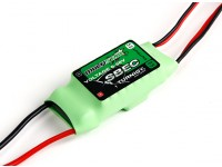 Turnigy Multistar Twin Output 5/10 Amp (6-50V) SBEC for Lipoly