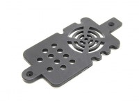 Speed Controller Cover - H.King Rattler 1/8 4WD Buggy
