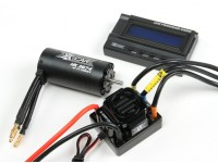 HobbyKing® ™ X-Car Beast Series Motor and 120A ESC Combo 1/8 Scale