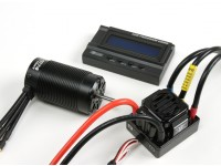 HobbyKing® ™ X-Car Beast Series Motor and 150A ESC Combo 1/8 Scale