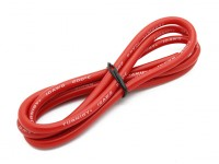 Turnigy High Quality 10AWG Silicone Wire 1m (Red)