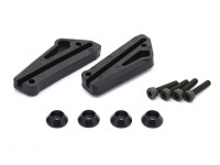 Rear Mounts - Super Rider SR4 SR5 1/4 Scale Brushless RC Motorcycle