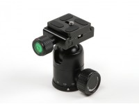 CK-30 Ball Head System for Camera Tri-Pods
