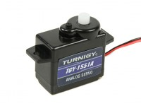 Turnigy TGY-1551A Analog Micro Servo 24T 1.0kg /0.08sec /5g