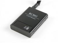 SkyZone RC802 - 2.4Ghz 8 Channel AV Receiver