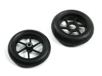 BSR 1000R Spare Part - Wheel and Tire Set