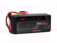 Turnigy Graphene Professional 16000mAh 6S 15C LiPo Pack w/5.5mm Bullet Connector