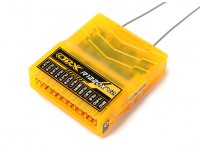 OrangeRx R1220X V2 12Ch 2.4GHz DSM2/DSMX Comp Full Range Rx w/Sat, Div Ant, F/Safe & SBUS