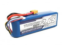 Turnigy 2650mAh 6S 20C Lipo Pack