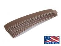 "Zona 1/2"" Wide Sanding Stick Assorted Sanding Strip Pack"