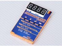 HobbyKing® ™ Programming Card for Car ESC