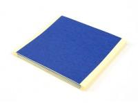 Turnigy Blue 3D Printer Bed Tape Sheets 200 x 200mm (20pcs)