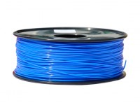 HobbyKing 3D Printer Filament 1.75mm PLA 1KG Spool (Bright Blue)