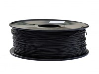 HobbyKing 3D Printer Filament 1.75mm PETG 1.0KG Spool (Black)