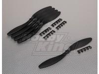 GWS Style Slowfly Propeller 9x4.7 Black (CCW) (5pcs)