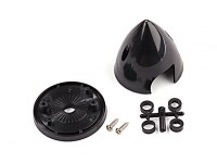 Avios Zazzy - Replacement Spinner (Black)