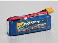 ZIPPY Flightmax 2200mAh 2S1P 40C
