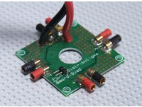 Hobby King Quadcopter Power Distribution Board