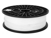 Print-Rite 3D Printer Flexible Filament 1.75mm PLA 500G Spool (White)