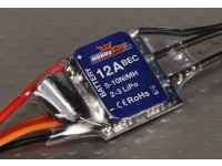 HobbyKing 12A BlueSeries Brushless Speed Controller