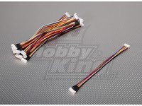JST-XH 5S Wire Extension 20cm (10pcs/bag)